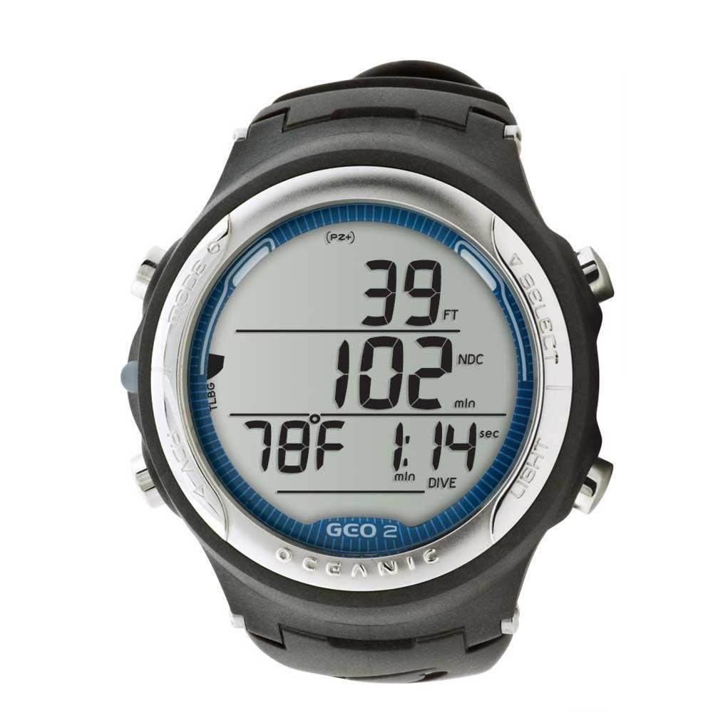 Oceanic Geo 2.0 Air Nitrox Computer Watch